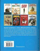 Verso de (DOC) Conseils de lecture - Les 1001 BD qu'il faut avoir lues dans sa vie