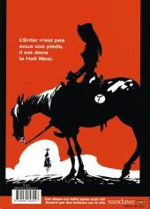 Verso de Hell West -1- Frontier Force