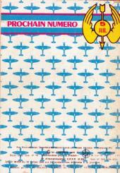 Verso de Battler Britton (Imperia) -328- Le piège