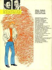 Verso de Ric Hochet -17b1980- Épitaphe pour Ric Hochet