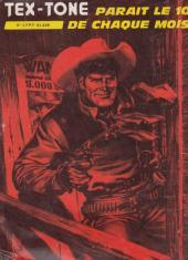 Verso de Tex-Tone -460- Bon dimanche !