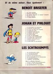 Verso de Les schtroumpfs -Total2- Schtroumpfonie en ut