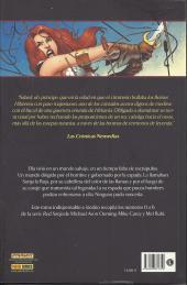 Verso de Red Sonja, la diablesa de la espada -1- La caída de Gathia