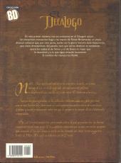 Verso de Decálogo (El) -1- El manuscrito