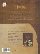 Verso de Decálogo (El) -2- La fatwa