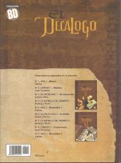Verso de Decálogo (El) -3- Metéora