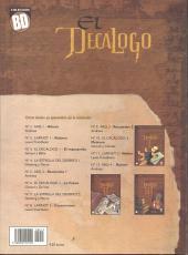 Verso de Decálogo (El) -4- El juramento