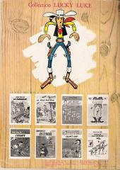 Verso de Lucky Luke -14b80- Ruée sur l'Oklahoma
