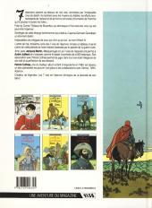 Verso de Les 7 Vies de l'Épervier -3b1991- L'arbre de mai