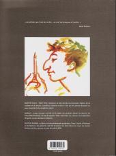 Verso de Matisse Manga