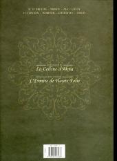 Verso de Les contes du Korrigan -Rec05- Recueil 5