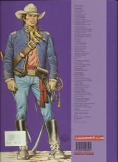 Verso de Blueberry (La Jeunesse de) -10Ind2- La Solution Pinkerton