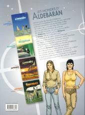 Verso de Aldébaran -1ES1- La catastrophe
