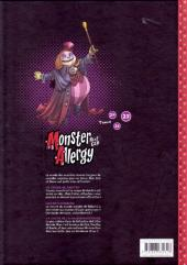 Verso de Monster Allergy Next Gen -2- Tome 2
