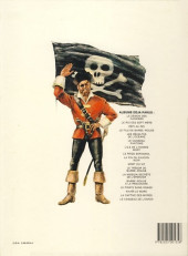 Verso de Barbe-Rouge -4b1985- Défi au roy