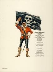 Verso de Barbe-Rouge -6d1983- Le vaisseau fantôme
