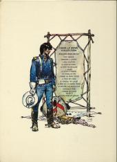 Verso de Blueberry -12a1975- Le spectre aux balles d'or