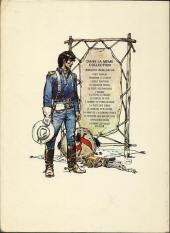 Verso de Blueberry -6b1973- L'homme à l'étoile d'argent