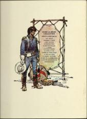 Verso de Blueberry -4c1974- Le cavalier perdu