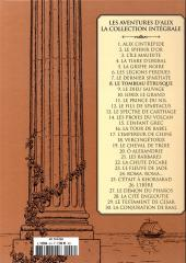 Verso de Alix - La collection (Hachette) -8- Le tombeau étrusque