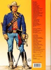 Verso de Blueberry (La Jeunesse de) -14Ind- Le Boucher de Cincinnati