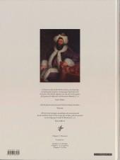 Verso de Bonneval Pacha -1- L'insoumis