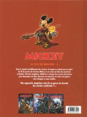 Verso de Mickey (Histoires longues) -5- Le Cycle des magiciens - IV