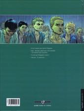 Verso de Les innocents coupables -2- La Trahison