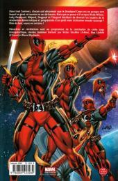 Verso de Deadpool Corps (100% Marvel) -2- Révolution !