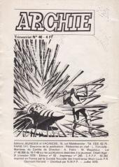 Verso de West (Jeunesse et Vacances) -7- Buffalo bill - Pa-Aska l'invincible