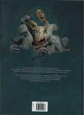 Verso de Loki (Dobbs/Loirat) -1- Le Feu sous la glace