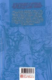 Verso de Hokuto No Ken, Fist of the north star -25- Tome 25