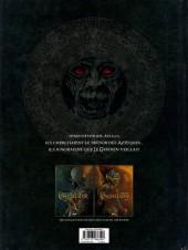 Verso de Conquistador (Dufaux/Xavier) -1- Tome I