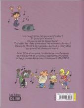 Verso de Zélie et Compagnie (2e série) -8- Mambo !