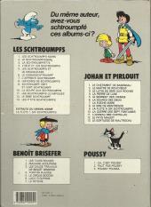 Verso de Johan et Pirlouit -1c91- Le châtiment de basenhau