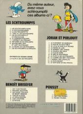 Verso de Johan et Pirlouit -8c82- Le sire de montrésor