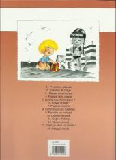 Verso de Cédric -7b01- Pépé se mouille
