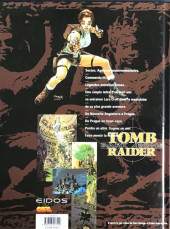 Verso de Tomb Raider (Glénat) -1- Dark Aeons