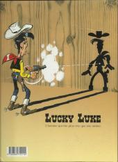 Verso de Lucky Luke -70- Le prophète