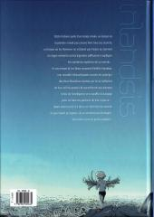 Verso de Inlandsis -1- Deux-Bras-Deux-Jambes