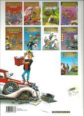 Verso de Garage Isidore -6a2004- Gentleman dépanneur