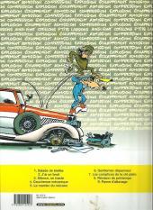 Verso de Garage Isidore -5a2003- Le mambo du mécano