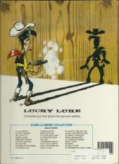 Verso de Lucky Luke -46a86- Le fil qui chante
