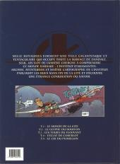 Verso de Les maîtres cartographes -5- Le cri du Plouillon