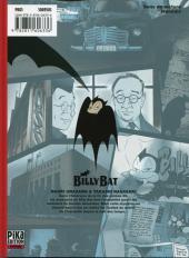 Verso de Billy Bat -1- Volume 1