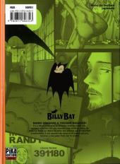Verso de Billy Bat -2- Volume 2