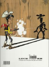Verso de Lucky Luke -45c04- L'empereur Smith