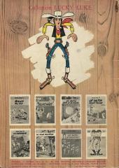 Verso de Lucky Luke -24a66- La caravane