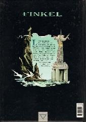 Verso de Finkel -4- Le secret