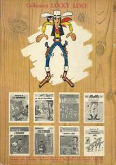 Verso de Lucky Luke -29a67- Des barbelés sur la prairie